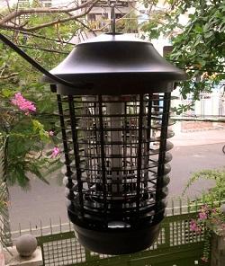 đèn bắt muỗi ds-du15