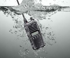 chống nước của bộ đàm Icom IC-F3033S